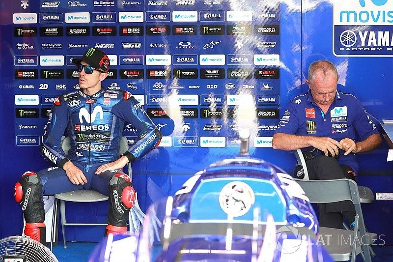Vinales: Forcada decision wasn't made by me alone