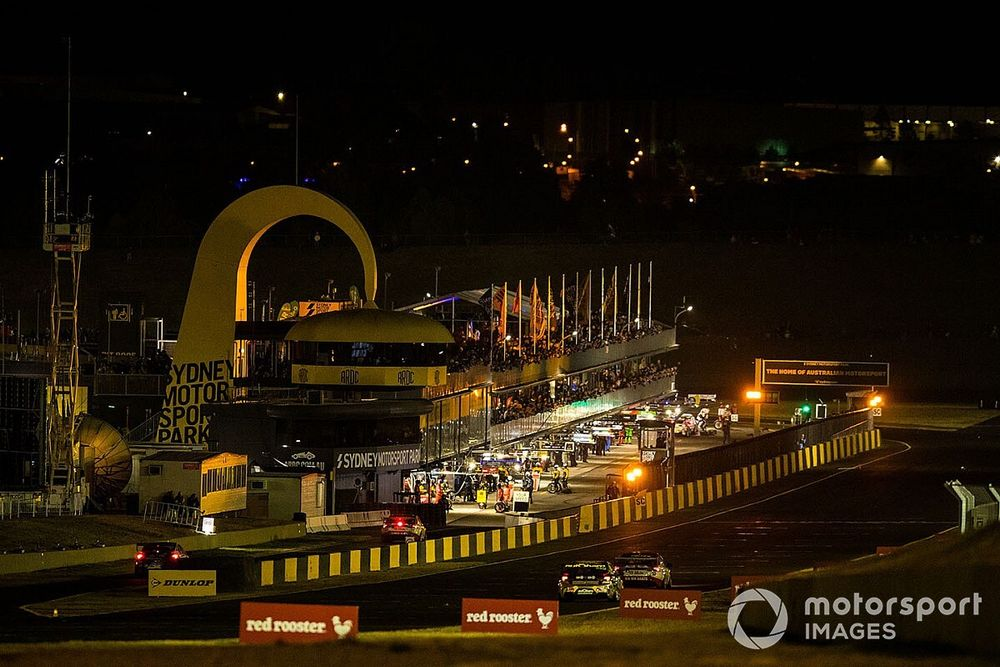 Second Sydney Supercars race could be under lights
