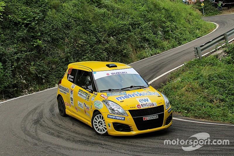 Al Rally San Martino di Castrozza e Primiero il penultimo round della Suzuki Rally Cup