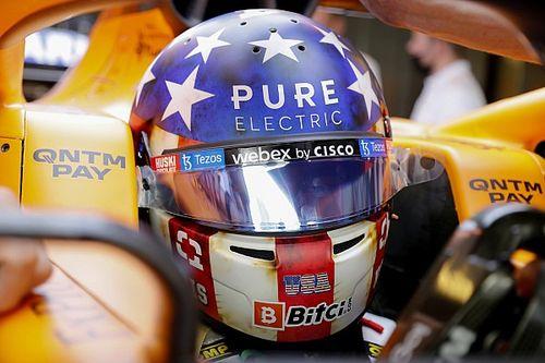 Los espectaculares diseños de cascos de los pilotos para Austin