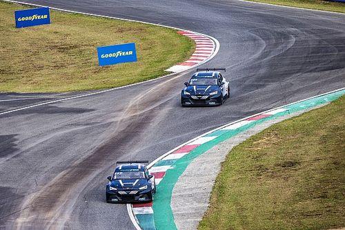 Title favourite Ekstrom on pole for PURE ETCR showdown