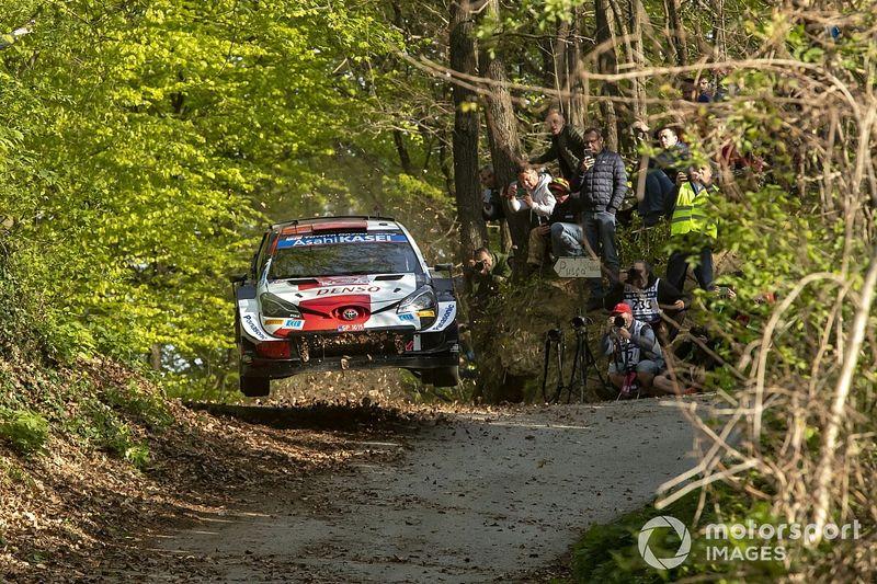 WRC, %100 sürdürülebilir yakıt kullanan ilk FIA yarış serisi olacak