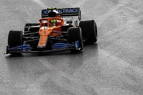 F1: Norris é punido com cinco posições no grid por volta no final do Q1