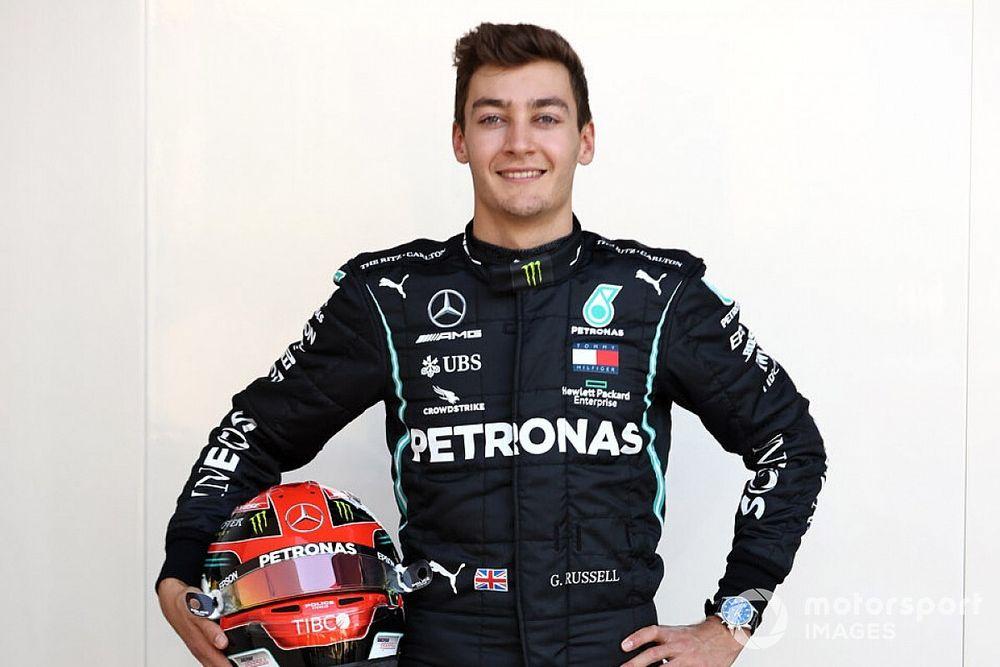 Ufficiale: George Russell correrà con la Mercedes F1 dal 2022