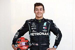 Mercedes объявила о контракте с Расселлом