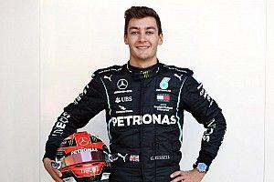 Mercedes confirma a Russell para la F1 2022