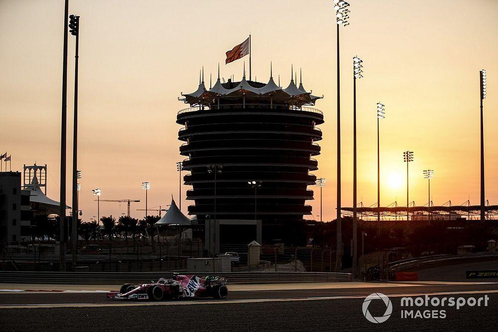 Wintertest voor F1-seizoen 2021 verplaatst naar Bahrein