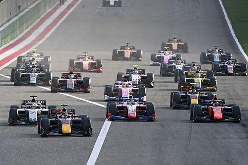 【動画】2020年FIA F2最終戦サクヒール:レース2ハイライト