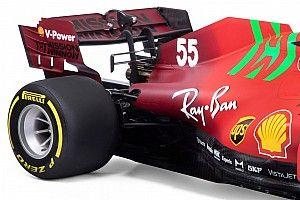 В Ferrari объяснили резкие перемены в задней части машины