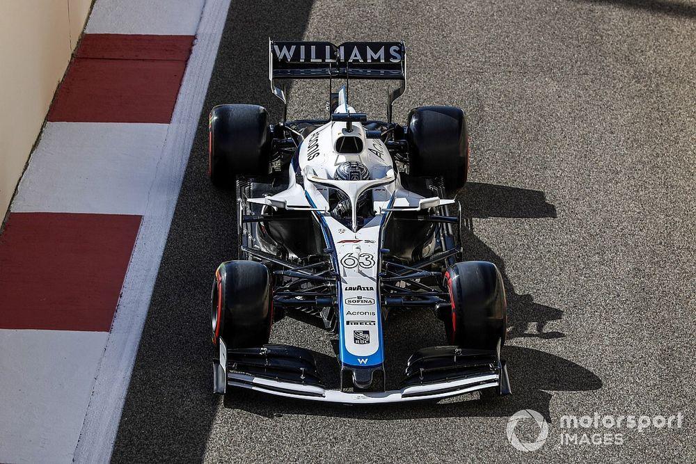 Russell: a rajtok jelentik a Williams gyengepontját