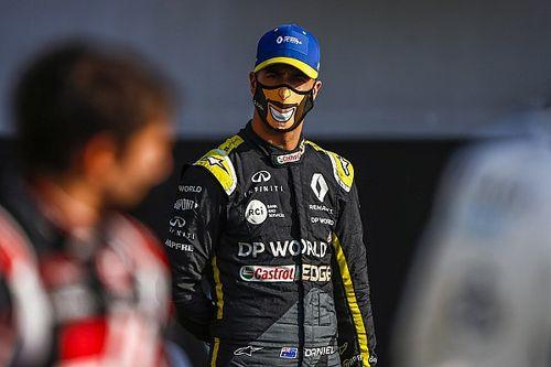 Ricciardo'ya Renault'dan ayrılma kararını aldıran soru