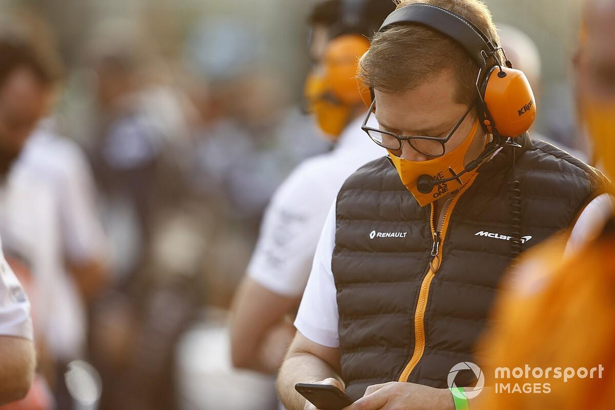 A McLaren egyelőre beéri a harmadik hellyel is