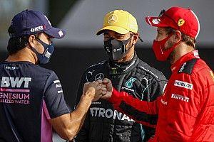 """Perez: """"Vettel, Aston Martin'de yarışmaktan büyük keyif alacak"""""""
