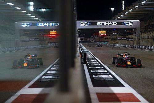 Verstappen sorprende y vuela para la pole en Abu Dhabi F1
