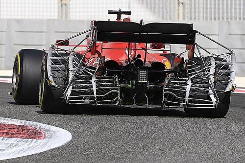 Lo que revela sobre el Ferrari de 2021 su enorme 'rake'