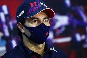 """Perez: """"RB16B şimdiye kadar sürdüğüm en iyi araç gibi görünüyor"""""""