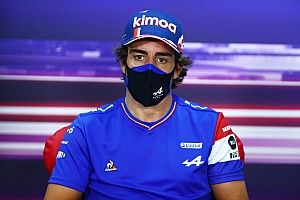 "Alonso still ""not 100%"" on F1 return with Alpine"