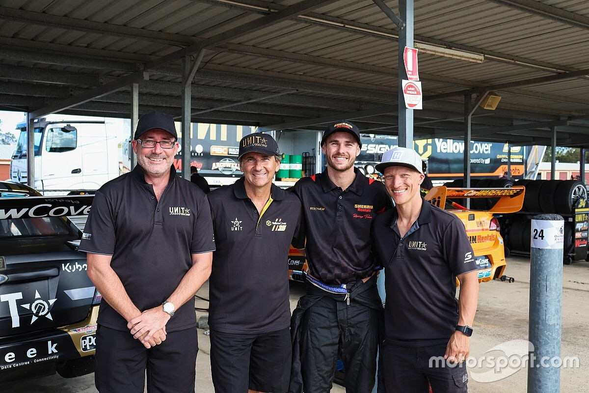 Glenn Seton takes Supercars engineer role