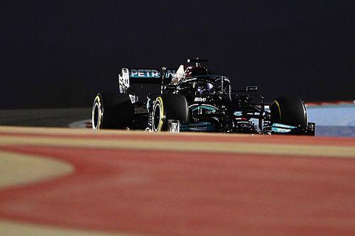 """Hamilton a """"absolument tout donné"""" pour tenter de battre Verstappen"""