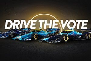 Fans to choose Johnson's Carvana livery at six IndyCar races