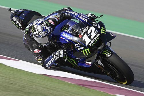 Виньялес на Yamaha переиграл пилотов Ducati и выиграл первую гонку нового сезона MotoGP
