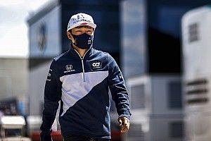 """Tsunoda s'est fixé un """"objectif trop élevé"""" à Imola"""