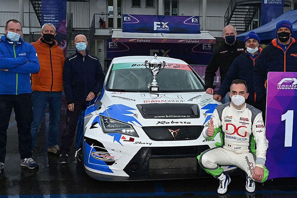 TCR Italy: esordio per Babuin con la Cupra DSG di Bolza Corse