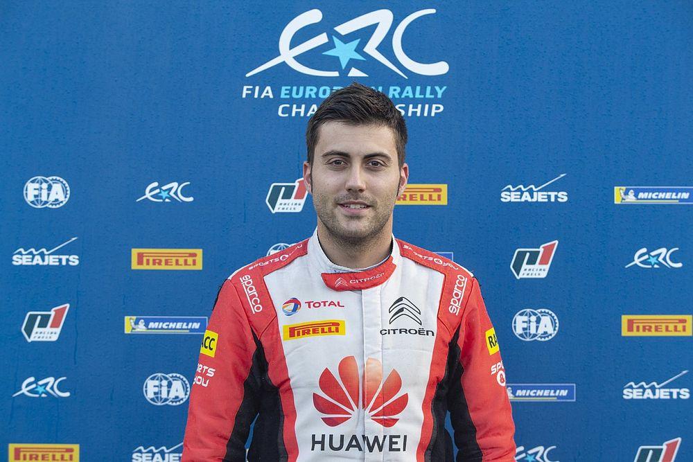 Ubożej w WRC 3