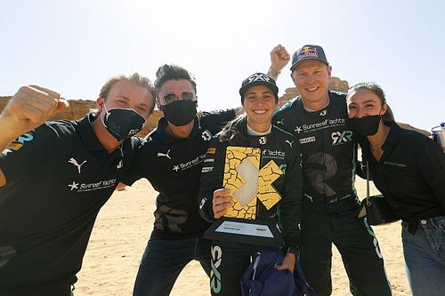"""Rosberg hails """"inspiring"""" Kristoffersson, Taylor after XE win"""