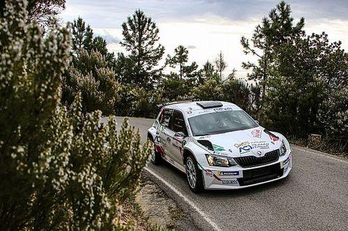 CIR, Rallye Sanremo, PS2-4: Andolfi in vetta ma braccato