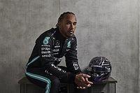 """Contractzaken leiden Hamilton niet af: """"Is niet de eerste keer"""""""
