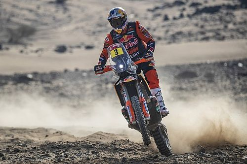Dakar 2021, Stage 1: Price grabs lead, Brabec struggles