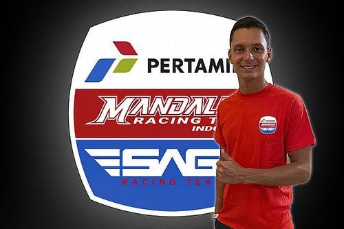 Moto2: Bendsneyder si lega al Pertamina Mandalika SAG Team