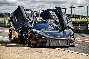How McLaren's GT3 'single-seater' defies expectations