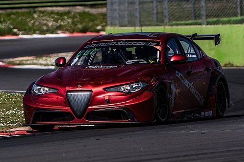 Luca Filippi secondo pilota Romeo Ferraris per l'Alfa Giulia ETCR