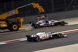 Haas doet 'geen moeite' voor meer dan strijden met Williams
