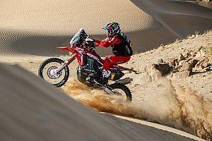 Dakar 2021, moto: gli highlights della seconda tappa