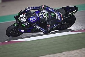 Qatar MotoGP test: Vinales fastest as Marquez fractures foot