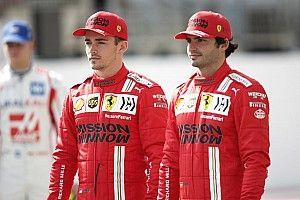 F1: Button acredita que Sainz incomodará Leclerc em 2021