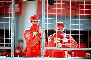 Leclerc elogia la contribución de Sainz a Ferrari F1