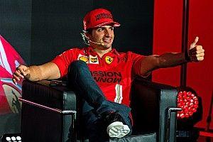Sainz Bertekad Raih Titel bersama Ferrari dalam Lima Tahun