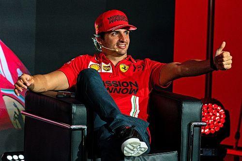 Soal Gelar, Sainz Ibaratkan Ferrari seperti Real Madrid