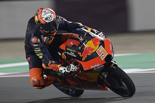 Moto3 - Doha: pole del líder Masià y siete pilotos sancionados