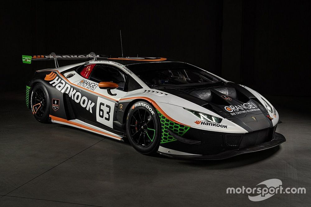 Poker d'assi per Lamborghini-FFF alla 24h del Nurburgring