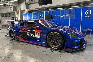 Subaru Andalkan BRZ Generasi Baru dalam Super GT 2021