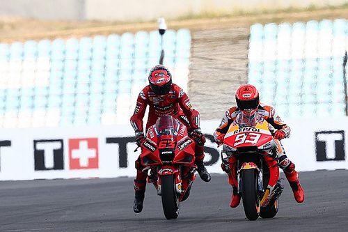 En directo: la clasificación del GP de Portugal de MotoGP 2021