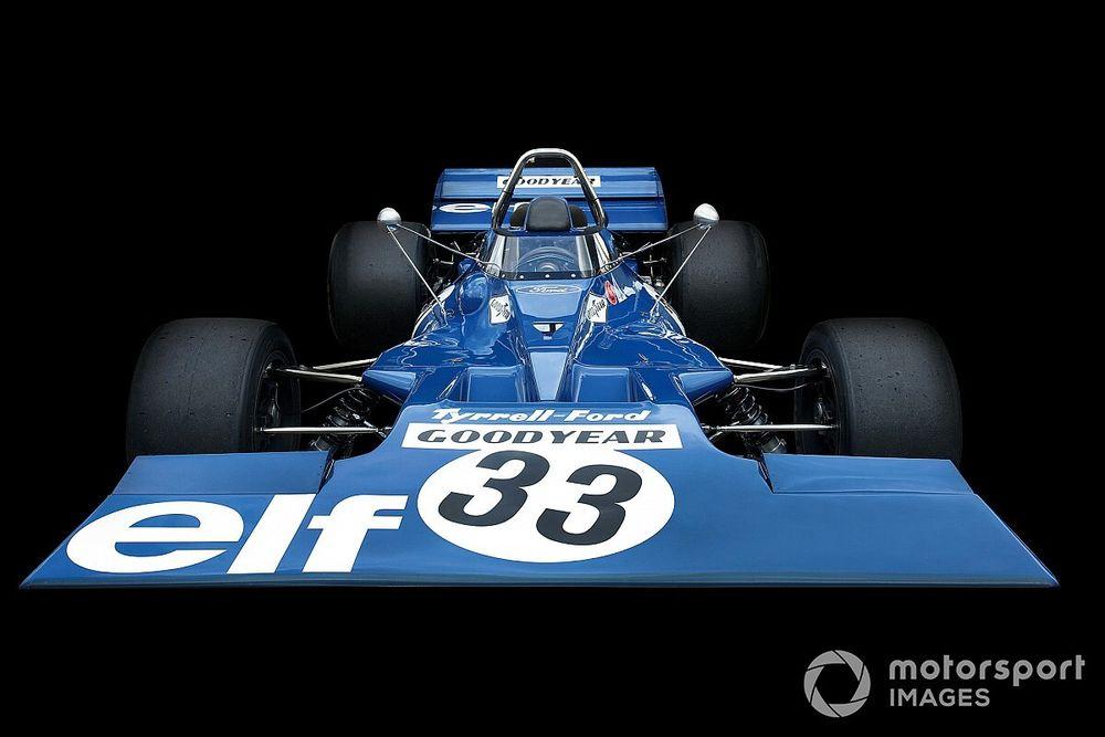 Tyrrell: da un capannone segreto al titolo Mondiale di F1