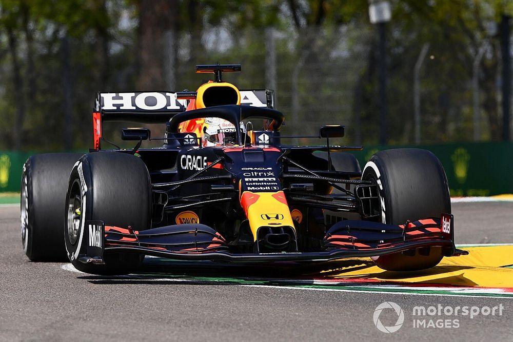 F1: Verstappen não se diz preocupado, apesar do problema em Ímola