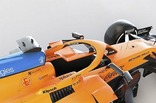 Foto's: De nieuwe McLaren MCL35M uit alle hoeken