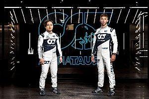 Шлемы пилотов стали проблемой для AlphaTauri